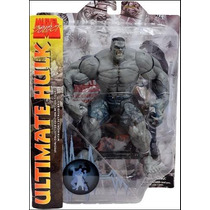 Marvel Select Ultimate Hulk Diamond 25 Cm - Hb Toys