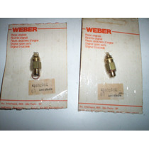 Valvula (250) Da Boia Do Carburador Weber Fiat 1.6 7076212