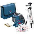 Nível A Laser Automático - Gll 3-80 + Tripé Bs150 - Bosch
