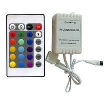 Controle Remoto E Controladora Para Fita Ultra Led 5050
