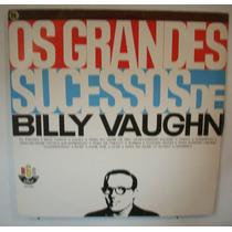 Vinil Lp Billy Vaughn - Os Grandes Sucessos