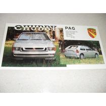 Dacon Pag Chubby - Folder Promocional -