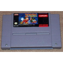 Super Nes: The Magical Quest Starring Mickey Mouse Original!