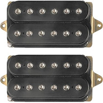Set 2 Captadores Dimarzio D Activator Humbucker F Spaced