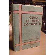 Curso De Direito Do Trabalho Amauri M Nascimento Capa Dura!