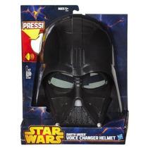 Mascara Eletronica Darth Vader - Hasbro