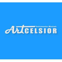 Tantã 11x 55 Cm Art Preto Artcelsior (rebolo, Tantam)
