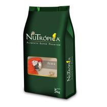 Ração Para Araras Natural 5 Kilos Nutrópica Super Premium