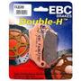 Pastilha De Freio Traseiro Ebc Fa363hh Bmw K 1600 Gt 11