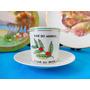 Xícara Café Copa Do Mundo Porcelana Schmidt