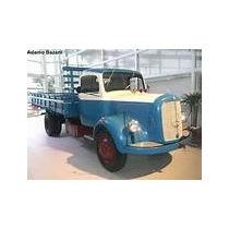 Válvula De Ar Comprimido Caminhões Mercedes Antigos