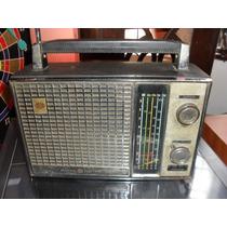Rádio Antigo General Eletric Portatil