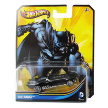 Hot Wheels Carros Dc Comics - Batman - Y5155 - Mattel