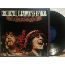 Lp - Vinil - Creedence Clearwater Revival - Chronicle - Novo