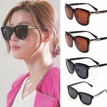Oculos De Sol Feminino Exclusive Vintage Modelo Gisele