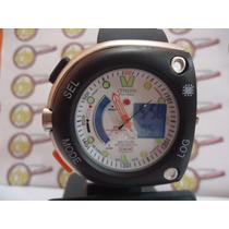 Relogio Atlantis Modelo Citizen Eco-drive Aqualand Jv0050