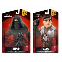 Disney Infinity 3.0 Star Wars Kylo Ren + Poe Dameron