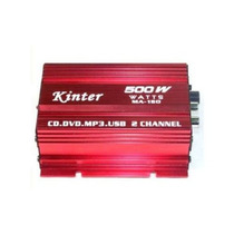 Mini Modulo Amplificador Kinter M-150 500w