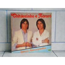 Antigo Lp Chitãozinho E Xororó 1982- Somos Todos Apaixonados