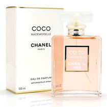 Perfume Chanel Coco Mademoiselle Edp 100 Ml - Original