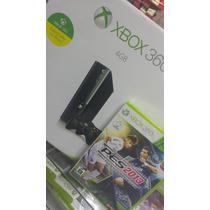 Xbox 360 250gb 2 Controles 20 Jogos