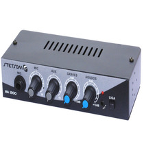 Mixer Ma1200 Stetsom Com Entrada Auxiliar P2 - Frete Grátis