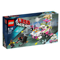 Lego Movie- 70804- Máquina De Sorvetes De Cone