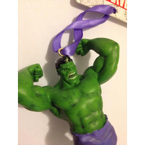 ### Disney - Enfeite De Natal Do Hulk / Marvel ###