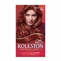 Tinta Creme Koleston Vermelho Fashion 764