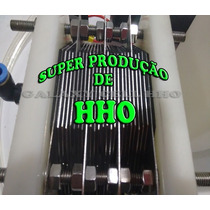 Super Kit Gerador De Hidrogenio Hho