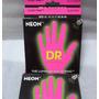 Cordas Para Guitarra Dr Neon Rosa 0.10/0.46