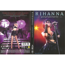 Dvd Rihanna Good Girl Gone Bad Live