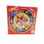 Jogo Uno Spin Original Mattel Cartas Roleta
