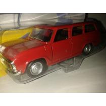 Miniatura Chevrolet Veraneio - Carros Brasileiros 1:36