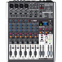 Mesa Xenyx X1204 Usb - Mixer 12 Canais Com Usb