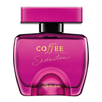 Coffee Seduction Woman Colonia 100ml Boticário