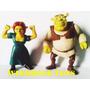 Lote Mc Donalds Shrek - Fiona E Shrek - Mc Lanche Feliz