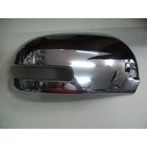 Capa Retrovisor Cromado Mitsubishi Outlander 2011 12 Direito