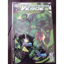 Dimensão Dc: Lanterna Verde # 06 - Dc Comics - Panini