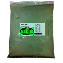 Argila Verde - Hidratante Limpeza Péle - 500gr