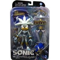 Boneco Sonic Black Knight -sir Galahad- Exclusivo !!!!
