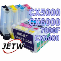 Bulk-ink Cx5000 Cx6000 Nx200 Nx215 Cx8400 Nx400 691nr T0691