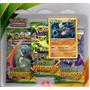 Cards Pokémon Triple Pack Xy Céus Estrondosos Pangoro