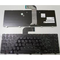 Teclado Compatível Xps 15 L502x Nsk-dx0bq-1b Aer01600050 Br