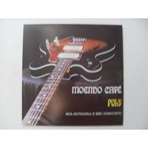 Lp Poly Sua Guitarra E Seu Conjunto - Moendo Café