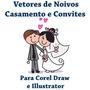 Vetores De Noivos, Casamentos E Convites Para Corel Draw
