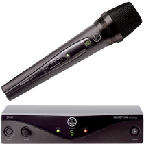 Microfone Akg Perception 45 Vocal Original Oferta Kadu Som