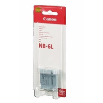 Bateria Original Canon Nb 6l Nb-6l Sd1300 Sd3500 200is 85is