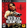 Red Dead Redemption - Playstation 3 Blu-ray Jogo Zerado