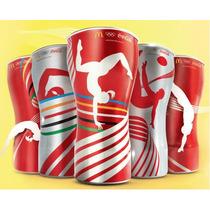 Coleção Copo De Alumínio Das Olimpíadas Mcdonalds Coca-cola!